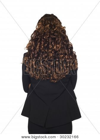 Businesswoman - Pretty Hair