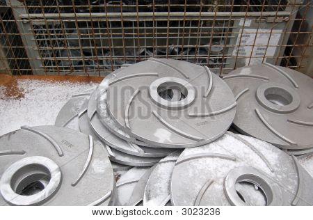 Part Of Pumps