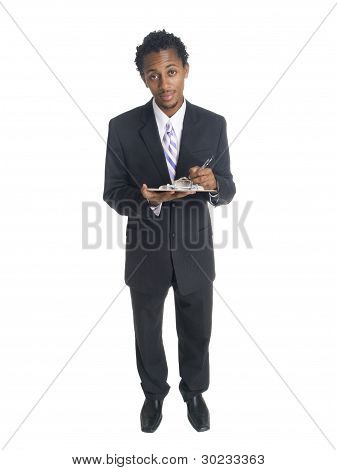 Businessman - Questionaire
