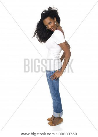 Women - Windblown Fashion