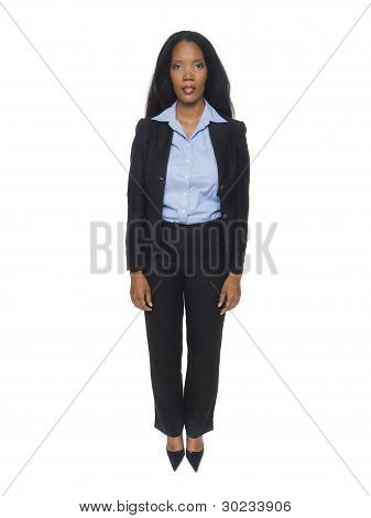 Businesswoman - Front Views