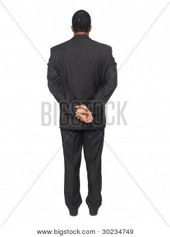 Businessman - Backside