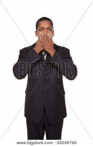Businessman - Speak No Evil