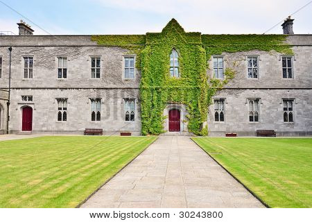 The Quadrangle, Galway, Ireland