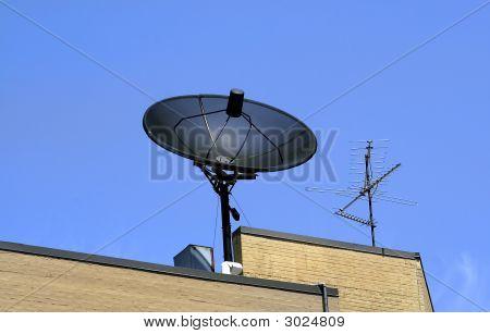 Prato de antena