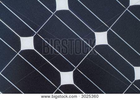 Detalle del Panel Solar