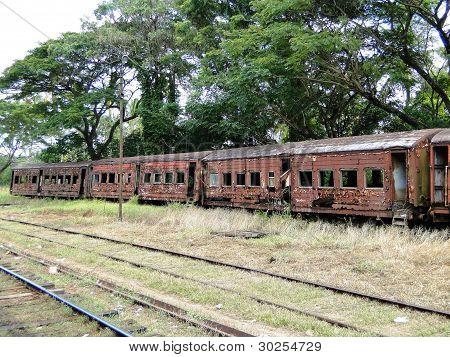 Dead Trains