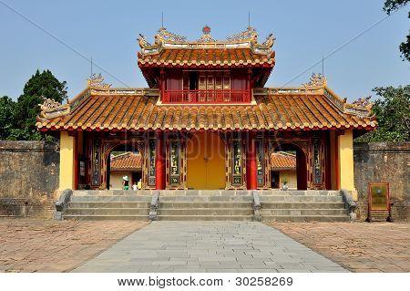 Hien Duc Gate - Hue, VIetnam
