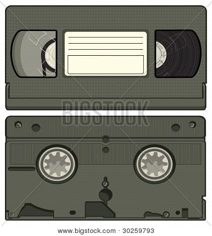 Vector Video Tape