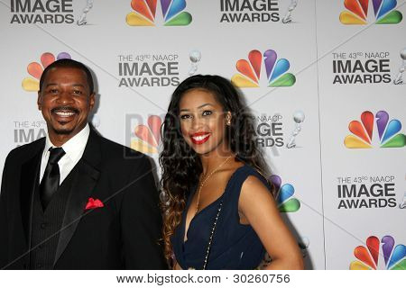 .LOS ANGELES - FEB 17:  Robert Townsend arrives at the 43rd NAACP Image Awards at the Shrine Auditorium on February 17, 2012 in Los Angeles, CA.