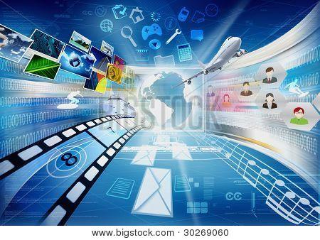 Concepto de Internet