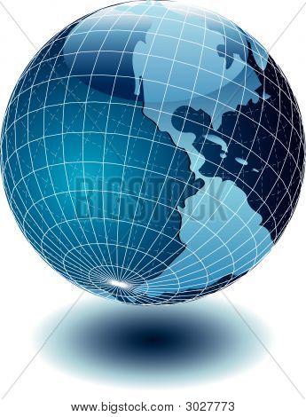 Globeamerica.Eps