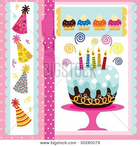 Birthday Party Elements
