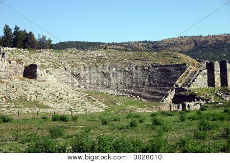 Theatre At Dodoni