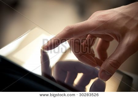 Touching Screen