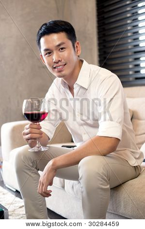 Asian Male Lifestyle