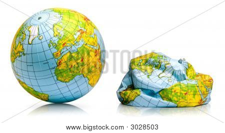 Planet Earth Balloon