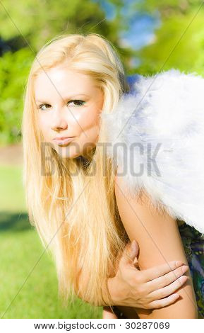 Blonde Angel