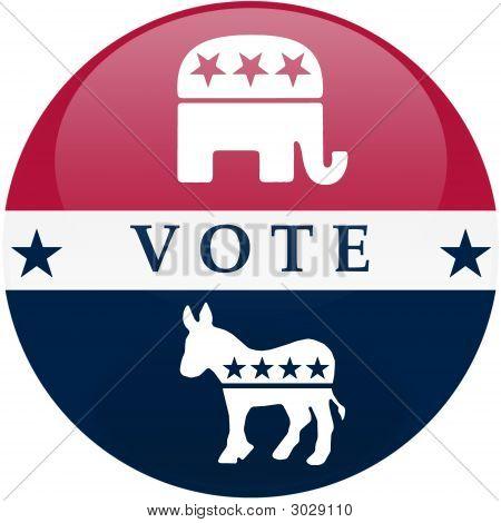 Abstimmung-Usa