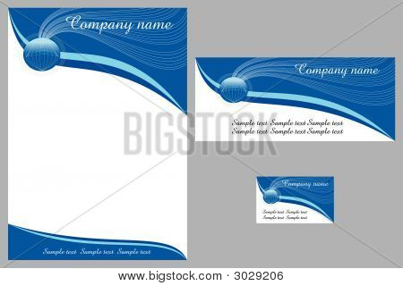 Corporate Bussines Identity Template