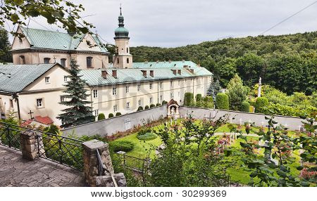 Poland - Monastery Of Discalced Carmelites In Czerna. Old Abbey.