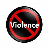 No Violence Button