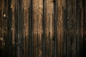 Dark Yellow And Gray Shabby Wood Background. Old Wall Wooden Vintage Floor. Texture Backdrop. Rough  poster