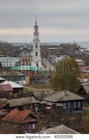 Yurievec - Tarkovskiy's hometown