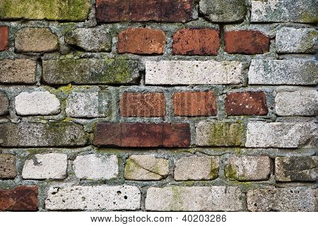 Brick Wall - Background