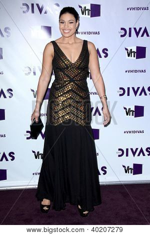 LOS ANGELES - DEC 16:  Jordin Sparks arriving at the VH1 Divas Concert 2012 at Shrine Auditorium on December 16, 2012 in Los Angeles, CA