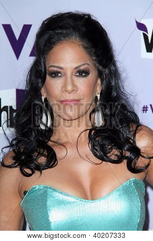 vLOS ANGELES - DEC 16:  Sheila E arriving at the VH1 Divas Concert 2012 at Shrine Auditorium on December 16, 2012 in Los Angeles, CA