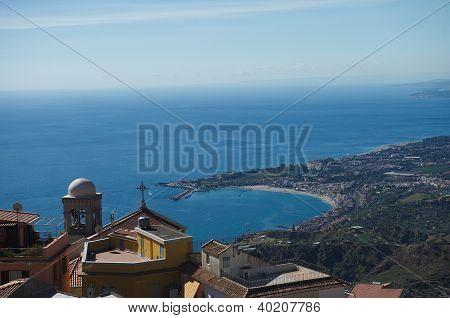 Sicily Sea Shore