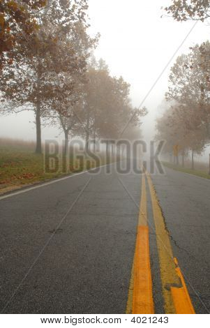 Autumn Lanes