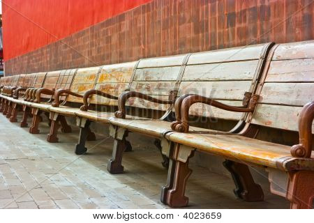 Ancient Benches