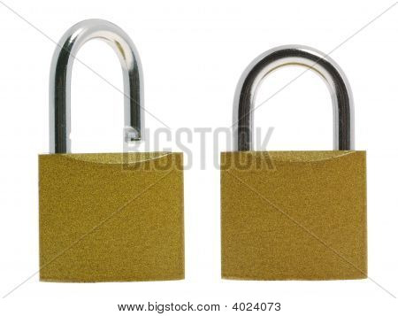 Lock Open And Close