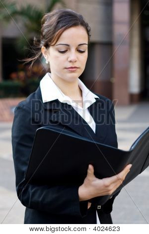 Business Female Executive