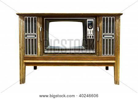 Retro Vintage Television 2