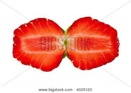 Strawberry Twin Halfs