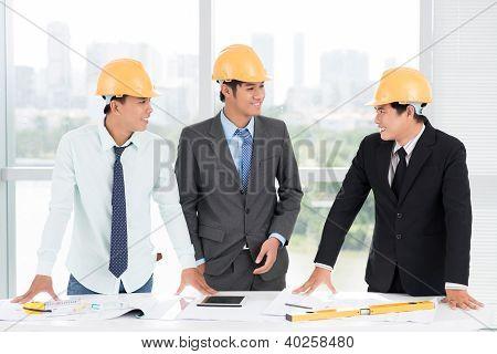 Three Engineers