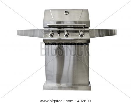 Acero inoxidable B B Q
