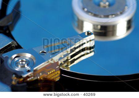 Unidade de disco rígido 3