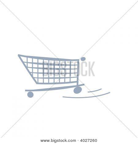 Shopping Cart Symbolic