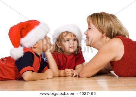 Christmas Story Telling