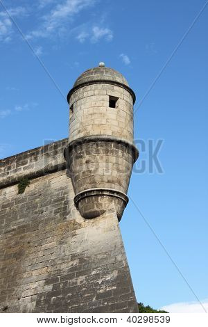 Es Baluard Fortress in Palma de Mallorca