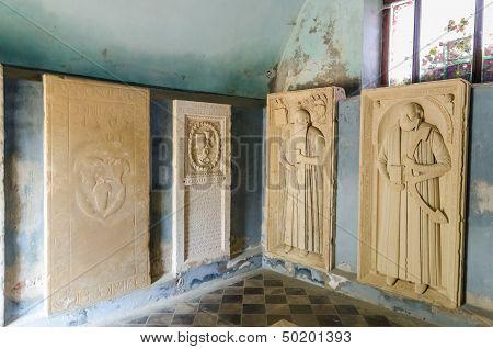 Crypt Interior