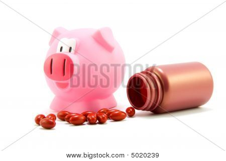 Pig Flu With Pill