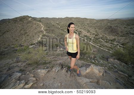 Top Of The Desert Trail