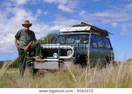 On Tour Namibia