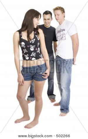 Awesome Threesome 6