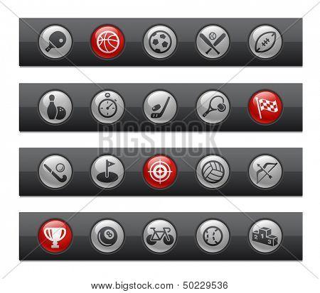Sports // Button Bar Series